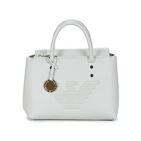 Emporio Armani Y3D144-YGF8B-80049 women's Handbags in White
