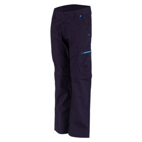 Lewro OMID dark blue - Children's pants