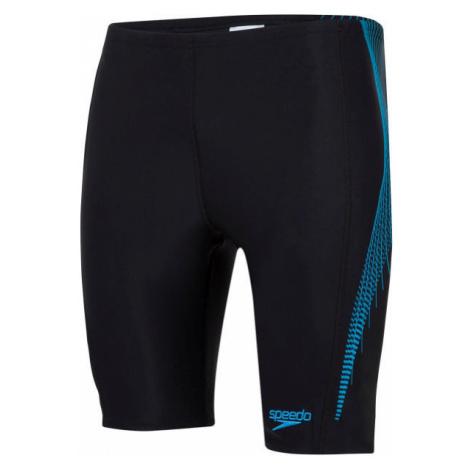 Speedo TECH PANEL JAMMER black - Men's swim trunks