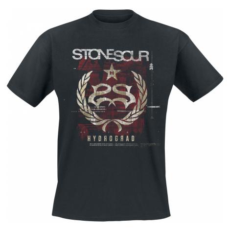 Stone Sour - Vintage Hyrdrograd - T-Shirt - black