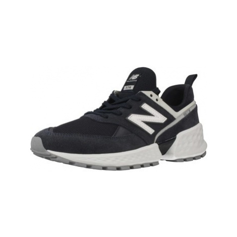 New Balance MS574 men's Shoes (Trainers) in Blue