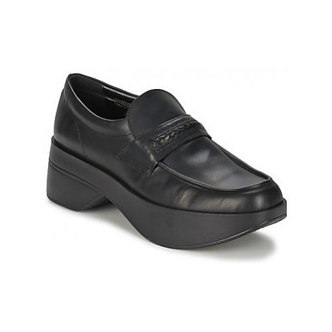 Stéphane Kelian FRANSI 6 women's Loafers / Casual Shoes in Black