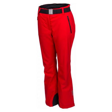 Colmar LADIES PANTS red - Women's ski pants