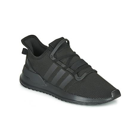 Adidas U_PATH RUN men's Shoes (Trainers) in Black