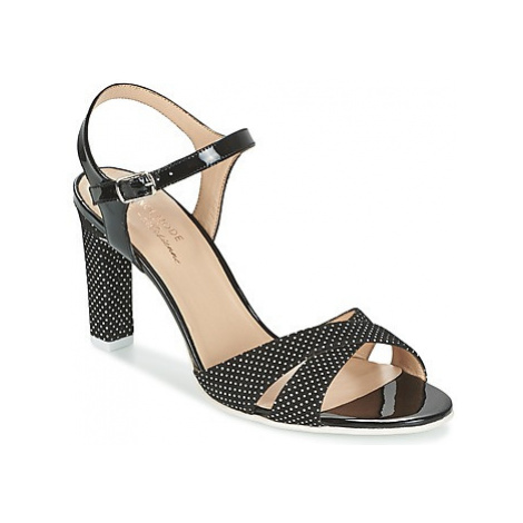 France Mode ZEN women's Sandals in Black