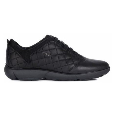 Geox D NEBULA C black - Women's leisure footwear