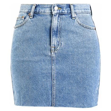 Dr. Denim - Mallory Denim Skirt - Skirt - blue