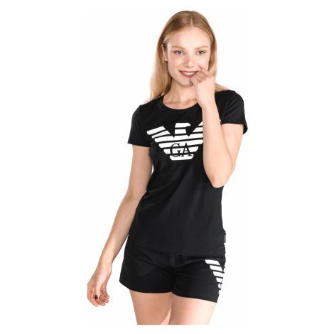 Emporio Armani Sleeping T-shirt Black