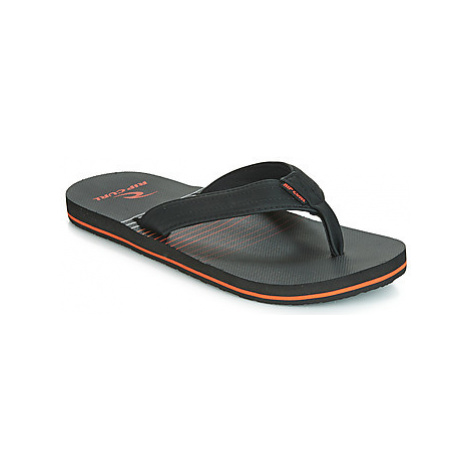 Rip Curl RIPPER men's Flip flops / Sandals (Shoes) in Black