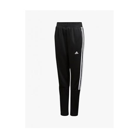 Adidas Boys' Side Stripe Joggers, Black