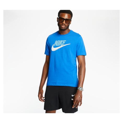Nike Sportswear Brand Mark Tee Game Royal/ Cerulean/ Light Bone