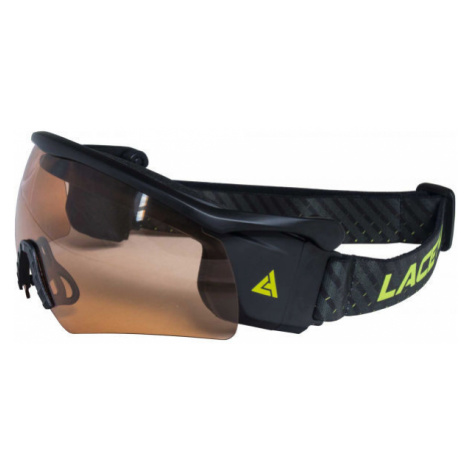 Laceto CROSS II black - Sports goggles