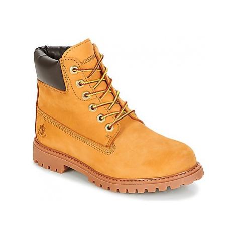 Lumberjack RIVER women's Mid Boots in Brown