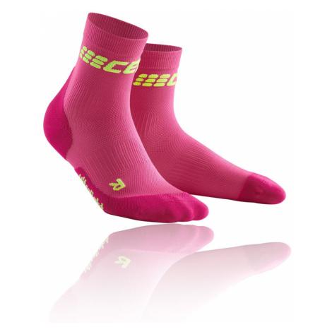 CEP Ultralight Compression Women's Short Socks