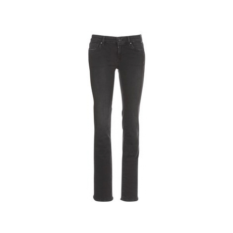 Pepe jeans PICADILLY women's Bootcut Jeans in Black