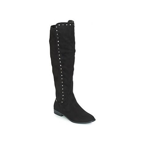 MTNG ANTIL women's High Boots in Black