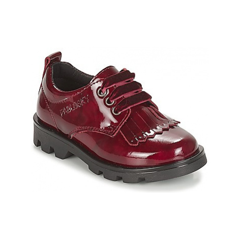 Pablosky BESSINAL girls's Children's Casual Shoes in Red