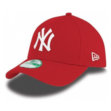 Kids NEW ERA 9FORTY YOUTH MLB LEAGUE BASIC NEW YORK YANKEES RED WHITE