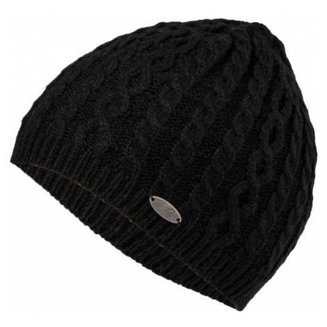 Willard ABRA black - Women's knitted hat