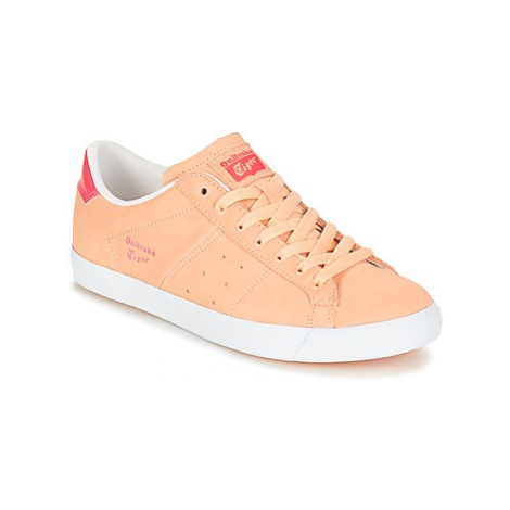 Onitsuka Tiger LAWNSHIP W women's Shoes (Trainers) in Pink