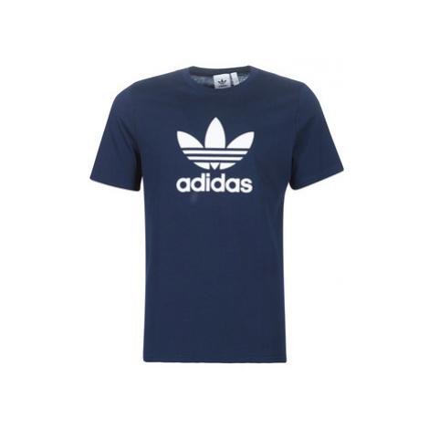 Adidas ED4715 men's T shirt in Blue