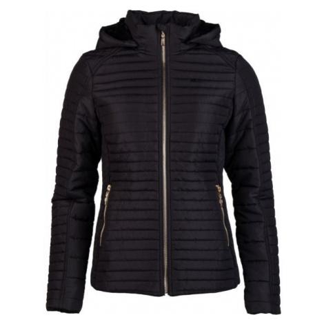 Willard AZIZA black - Women's quilted jacket