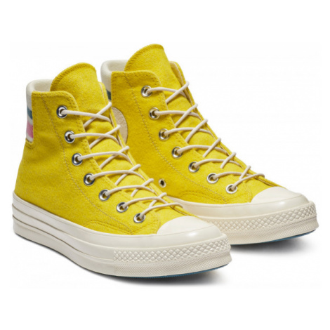 Converse CHUCK TAYLOR ALL STR 1970 yellow - Unisex sneakers
