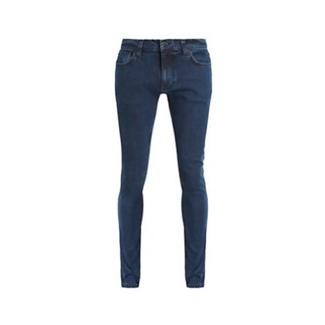 Nudie Jeans Slim Tight Terry Jeans, Black Ocean Nudie Jeans Co