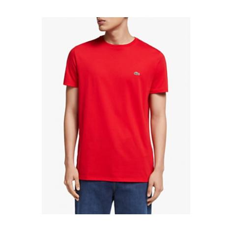 Lacoste Pima Crew Neck T-Shirt