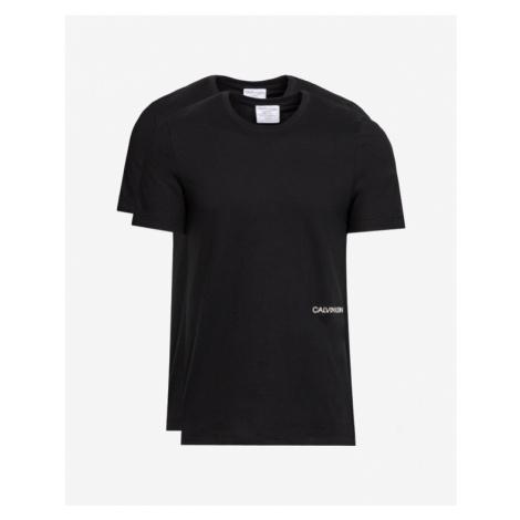 Calvin Klein Undershirt 2 Piece Black