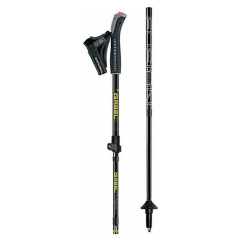 Gabel FUSION WIERD black - Trekking poles