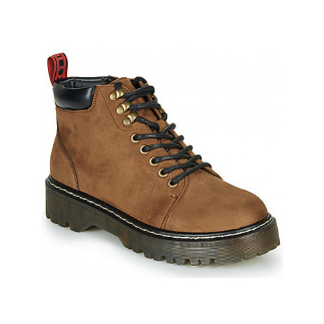 Coolway CALISI women's Mid Boots in Brown