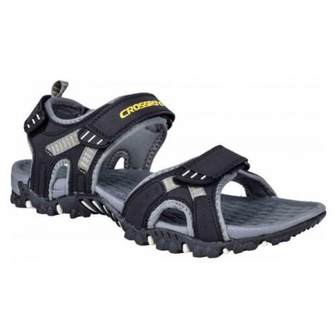 Crossroad MOHSIN yellow - Men's sandals
