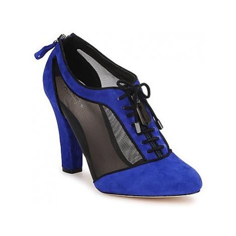 Bourne PHEOBE women's Low Boots in Blue