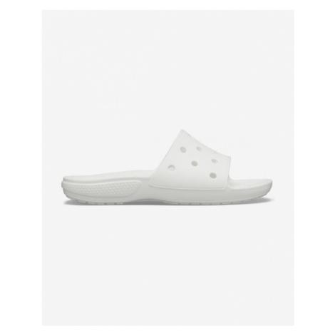 Crocs Classic Slippers White