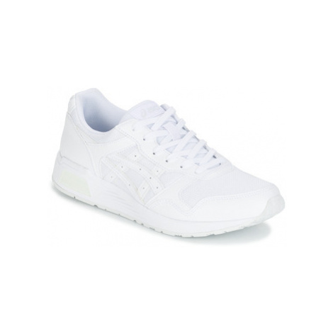 Asics LYTE-TRAINER women's Shoes (Trainers) in White