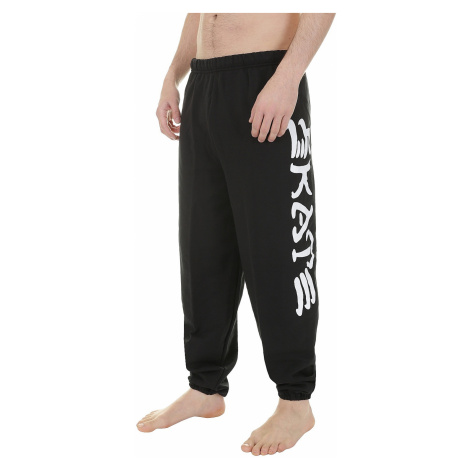 sweatpants Thrasher Skate And Destroy - Black