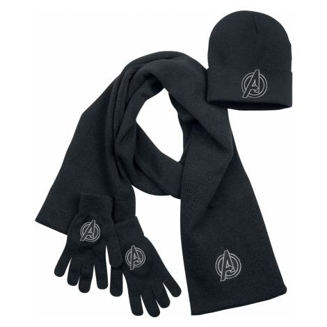 Avengers - Avengers Logo - Winter set - black
