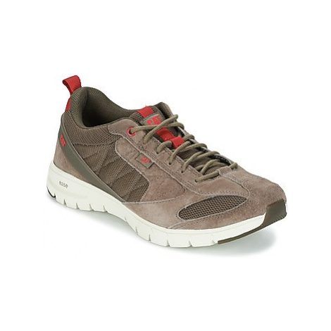 Caterpillar MYTHOS men's Shoes (Trainers) in Brown