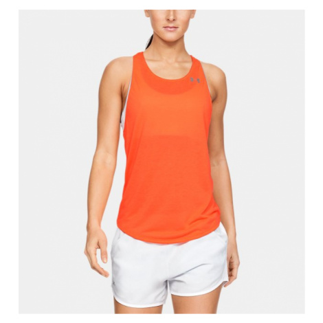 Women's UA Streaker Racer Tank Under Armour