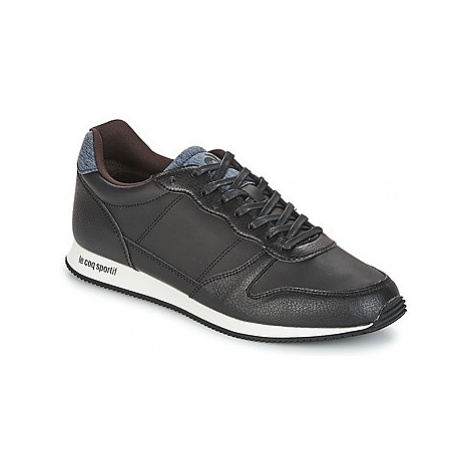 Le Coq Sportif ALPHA WINTER CRAFT men's Shoes (Trainers) in Black