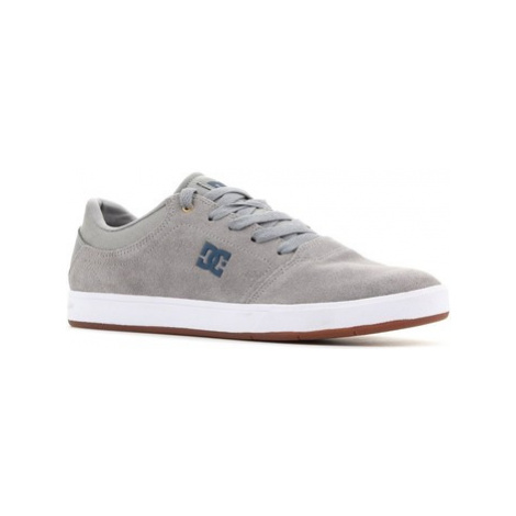 DC Shoes DC CRISIS ADYS100029 GRY men's Skate Shoes (Trainers) in Grey