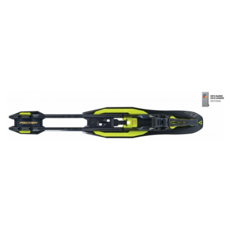 Fischer RACE COMBI IFP black - Combi nordic ski binding