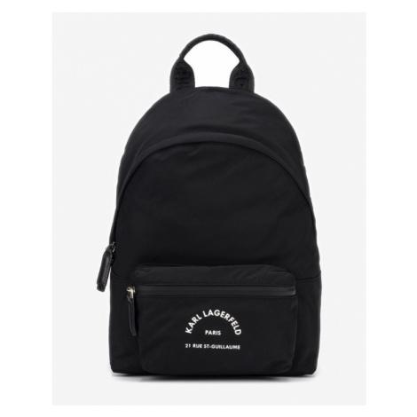 Karl Lagerfeld Rue St Guillaume Backpack Black