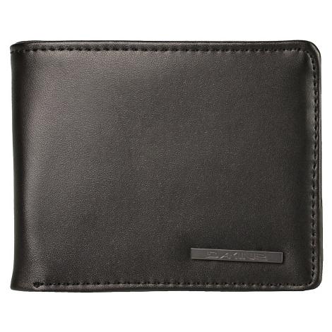wallet Dakine Agent Leather - Black
