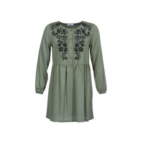 Betty London JARAZA women's Dress in Kaki