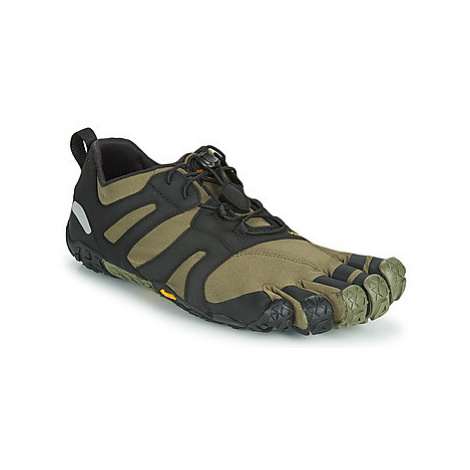 Vibram Fivefingers V-TRAIL men's Running Trainers in Black