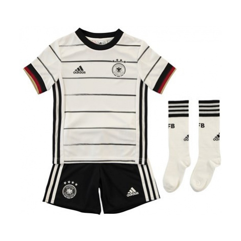 Germany Home Minikit 2019-21 Adidas