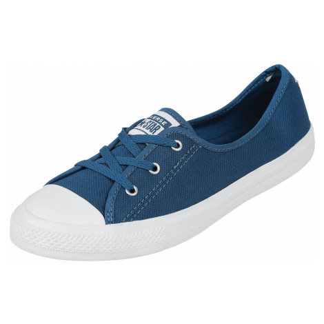 Converse - Chuck Taylor All Star Ballet Lace Slip - Sneakers - blue