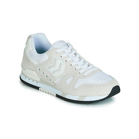 Hummel MARATHONA GBW women's Shoes (Trainers) in White
